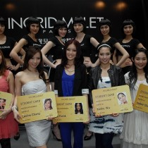 Ingrid Millet Beauty Workshop