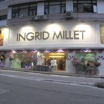 Ingrid Millet Grand Opening