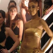 Modelky Ingrid Millet