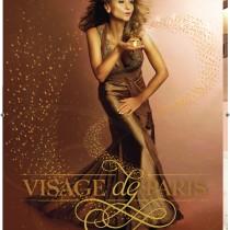 Yveta Blanarovičová - tvář kosmetiky Ingrid Millet, Top Class říjen/listopad 2013